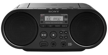Sony - ZSPS55B - Radio Player