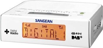 Sangean - DCR-89+ - Digital Clock Radio