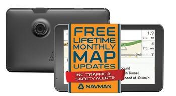 "Navman MiVUE Drive Full HD 5"" GPS"