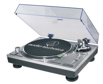 Audio-Technica - LP120-USB - Stereo Turntable