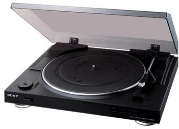 Sony - PSLX300USB - USB Output Turntable