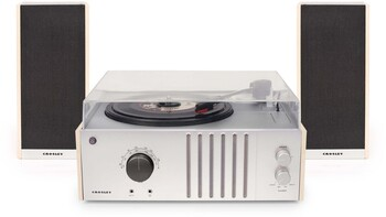 Crosley - CR6018A-NA - Turntable with Detachable Speakers