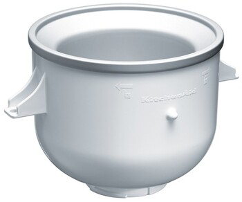 KitchenAid - KICAOWH - Ice Cream Bowl Attachment