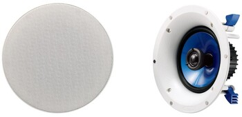 Yamaha - NS-IC600 - In-ceiling Speakers Set