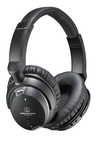Audio-Technica - ATH-ANC9 - Noise Cancelling Headphones
