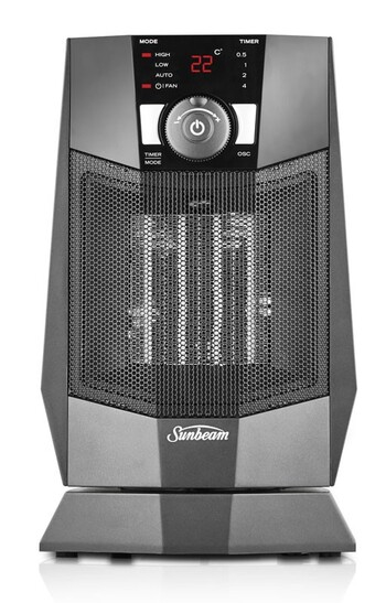 Sunbeam - HE2125 - Compact Ceramic Oscillating Heater