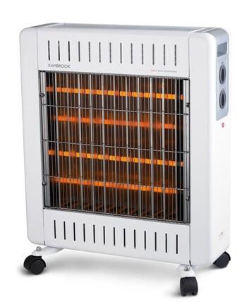 Kambrook 2400 Watt Radiant Dual Heater
