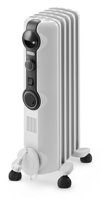 DeLonghi 1000 Watt Radia Oil Column Heater with Timer