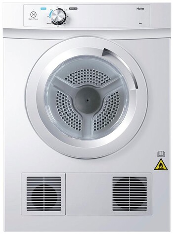 Haier - 6kg Front Load Vented Dryer - HDV60A1