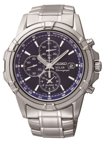 Seiko Mens Watch (Model:SSC141P)