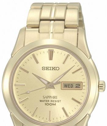 Seiko Mens Watch (Model:SGGA62P)