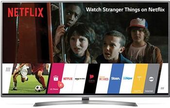 """LG 75""""/190cm 4K Ultra HD LED LCD Smart TV"""