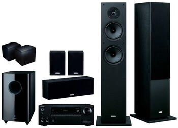 Onkyo - ATMOS55PACK - ATMOS Home Theatre Package
