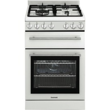 54cm Gas Upright Cooker