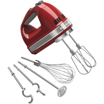 Artisan Hand Mixer - Empire Red