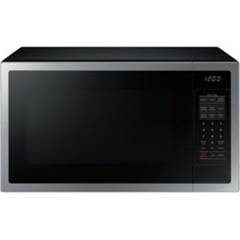 28L 1000W Silver Microwave