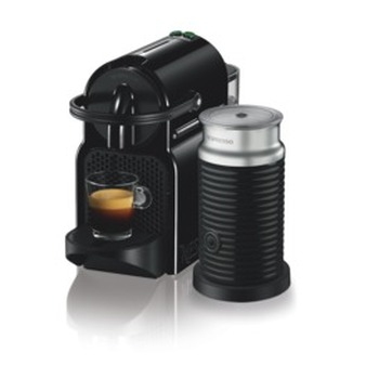 DeLonghi Inissia Capsule Coffee Machine - Black