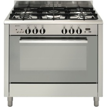 90cm Gas Upright Cooker