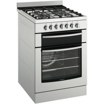 60cm Dual Fuel Upright Cooker
