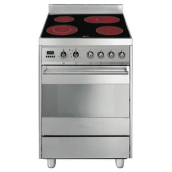60cm Electric Upright Cooker