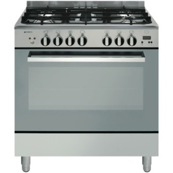 80cm Dual Fuel Upright Cooker