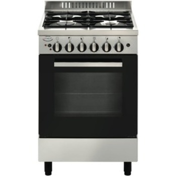53cm Dual Fuel Upright Cooker