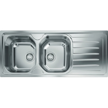 Ondaline Double Bowl Sink