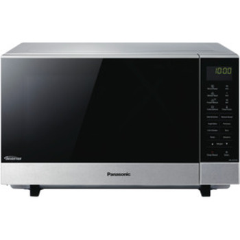 27L 1000W Stainless Steel Microwave