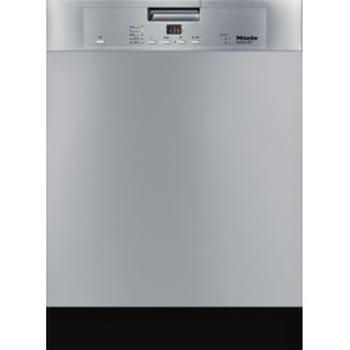 Built Under CleanSteel Dishwasher