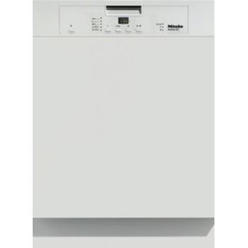 Built Under White Dishwasher