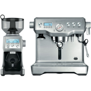The Dual Boiler with Smart Grinder Pro