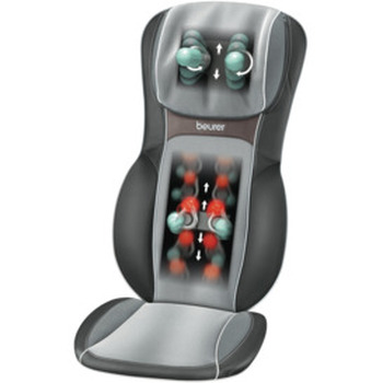 3D Shiatsu Massage Seat Cover