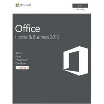 Office Mac Home & Business 2016