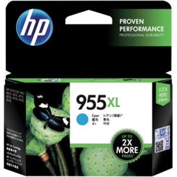 955XL Cyan Original Ink Cartridge