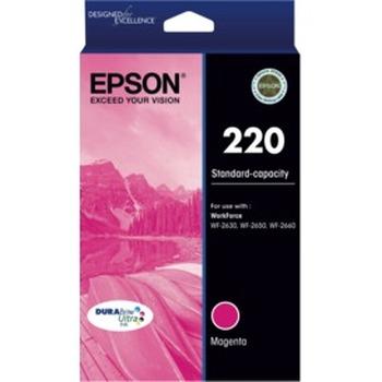 220 Std Capacity DURABrite Ultra Magenta Ink Cartridge