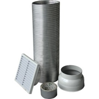 Rangehood Ducting Kit For Eave