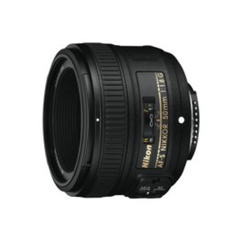 AF-S 50mm 1.8G Lens