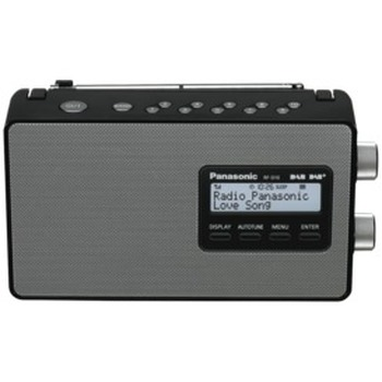 Digital & FM Portable Radio