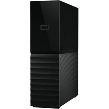 4TB My Book Desktop HDD Black