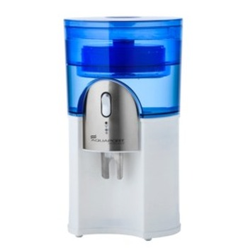 Desktop Filtered Water Cooler White