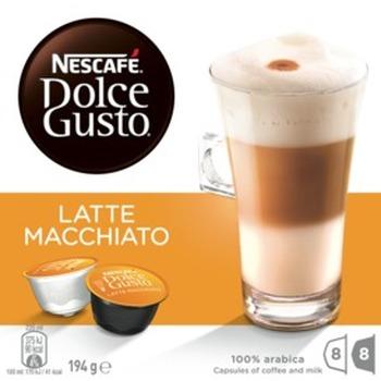 Latte Macchiato Pods