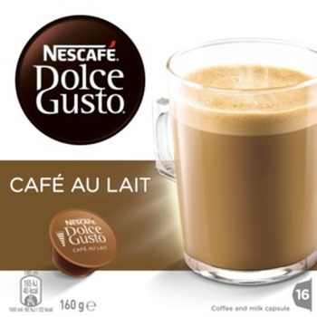 Cafe Au Lait Pods