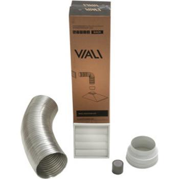Rangehood Ducting Kit For Wall