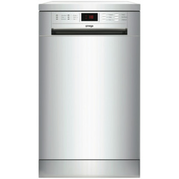 45cm Stainless Steel Freestanding Dishwasher