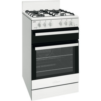 54cm LPG Gas Upright Cooker