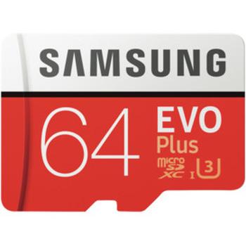 64GB EvoPlus Micro SDXC Memory Card