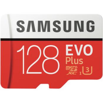 128GB EvoPlus Micro SDXC Memory Card