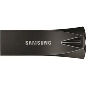 256GB USB3.1 Bar Plus Flash Drive Gray