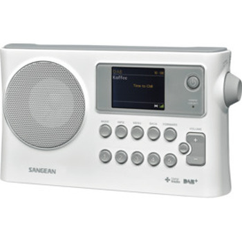 Digital & FM Portable Radio