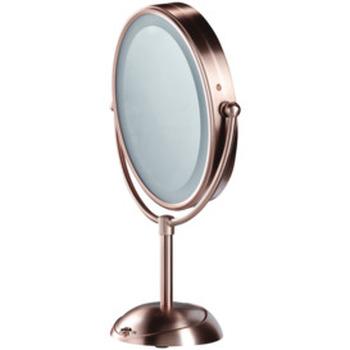 Reflections LED Cordless Mirror - Brushed Rose Gold